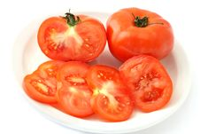 Free Red Tomato Royalty Free Stock Photography - 21635427