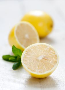 Free Lemon Stock Photo - 21635920