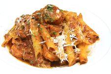 Free Penne Italian Pasta Stock Image - 21636801