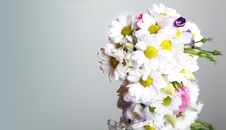 Free Beautiful Bouquet Of Colorful Flowers Stock Image - 21638871