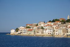 Free Croatian Fisherman Village Royalty Free Stock Image - 21639626