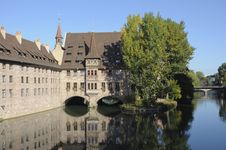 Free Nuremberg House Stock Photography - 21640972