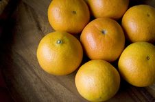 Free Group Of Fresh Oranges Stock Photo - 21641630