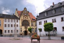 Free A Small German Town Stock Image - 21642581