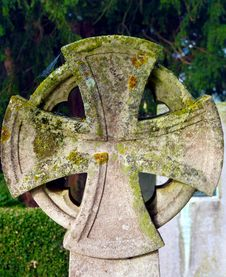 Free Celtic Cross Stock Photos - 21644373