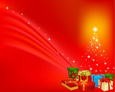 Free Christmas Background Stock Images - 21646834