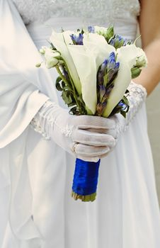 Free Wedding Bouquet Royalty Free Stock Image - 21647326