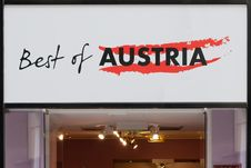 Free Signs Best Of Austria Royalty Free Stock Photos - 21647608