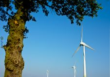 Free Wind Turbine Stock Photos - 21648263