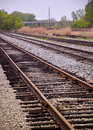 Free Railroad Tracks Royalty Free Stock Images - 21656099