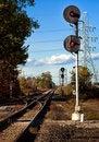 Free Train Signal Stock Photo - 21656150