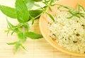 Free Herbal Sea Salt Stock Image - 21657811