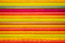 Creative Multicolored Wood Background Stock Images