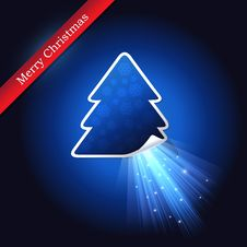 Free Christmas Greeting Card Stock Image - 21651341
