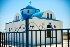 Free Church In Kos Stock Photo - 21655120