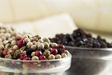 Free Peppercorns Stock Images - 21657804