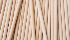 Free Sticks Royalty Free Stock Photo - 21657945