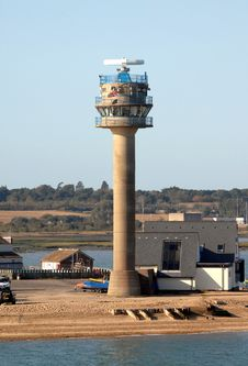 Free Maritime Control Tower Stock Photos - 21657953