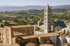 Free Siena Cathedral Royalty Free Stock Photos - 21658508