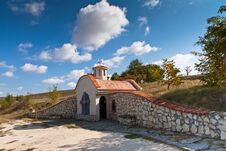 Chapel Of The Monastery Fountain Of Living Dervent Stock Photography