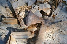 Free Lumbers Royalty Free Stock Photo - 21659325