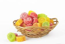 Free Colorful Candy Royalty Free Stock Photos - 21659678
