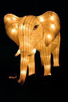 Free Elephant Lantern Stock Photos - 21659683