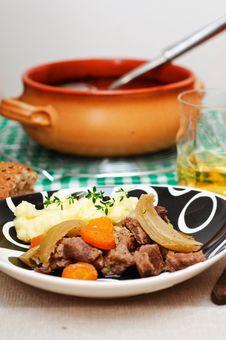 Free Karelian Stew Stock Photo - 21660840