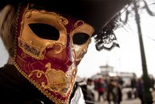 Free Venetian Mask Stock Photos - 21661333