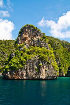 Free Offshore Islands Stock Photography - 21662342