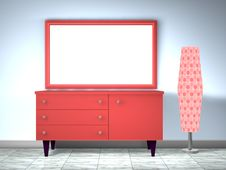 Free Furniture Royalty Free Stock Photography - 21664627