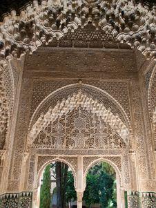 Free Alhambra-Spain Stock Photos - 21669943