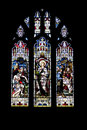 Free Stained Glass Window Royalty Free Stock Photos - 21671088