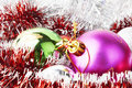 Free Christmas Balls Royalty Free Stock Photo - 21673965