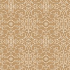 Free Seamless Pattern Royalty Free Stock Photos - 21670548