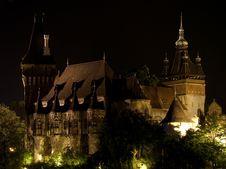 Free Vajdahunyad Castle In Budapest, Hungary Royalty Free Stock Photo - 21674575