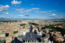 Free View Of Rome Stock Images - 21675064