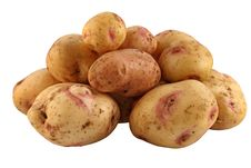 Free Potato. Royalty Free Stock Image - 21675446