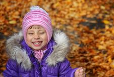 Free Happiness A Child Royalty Free Stock Photography - 21678167