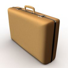 Free Suitcase Stock Photography - 21679622