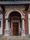 Free Entrance In Sinaia Monastery Stock Photo - 21681060