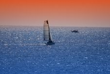 Free Sailing Boat Stock Photos - 21683023
