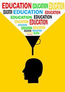 Free Education Royalty Free Stock Photography - 21685637