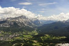 Free Italian Dolomites. Royalty Free Stock Photos - 21688288