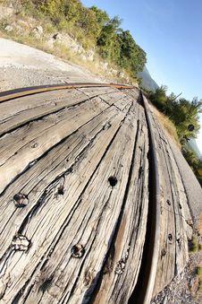 Free Railway Track Stock Image - 21690601