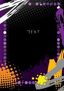 Free Grunge Raster Background Stock Photo - 21692330