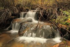 Free Roaring Creek 1, Poudre Canyon Stock Photography - 21695312