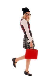 Free Off To School Stock Image - 21696211