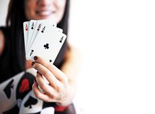 Free Poker Stock Photography - 21696462