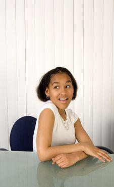 Free Girl Surprised Stock Photo - 2172000